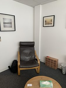 London Therapy Rooms in Liverpool Street. . London Therapy Room (4)