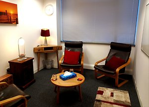 City of London Therapy Rooms. London therapy room for hire